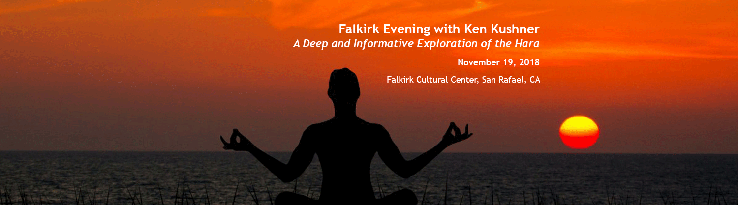 Falkirk Evening with Ken Kushner