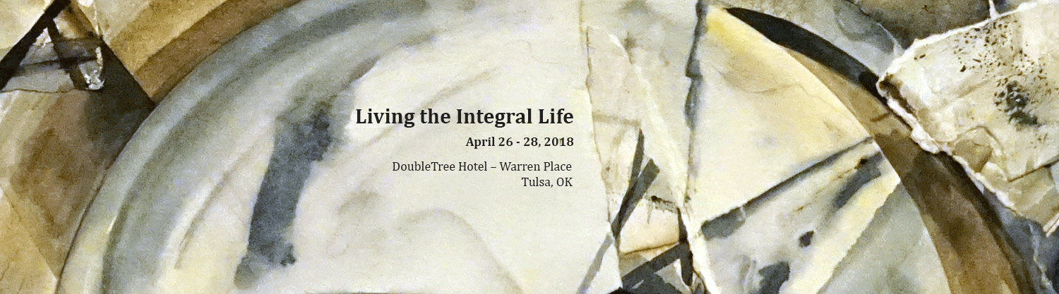 "Living the Integral Life – ""Yes and What's Next?"""